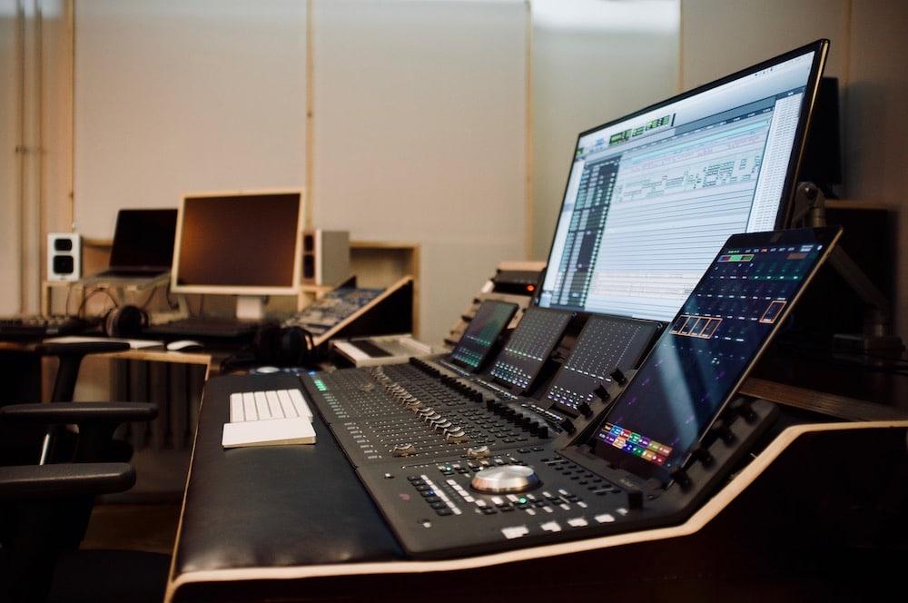 Foley Studio in Mitteldeutschland